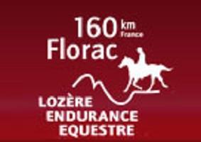 Chevaux 160 km de Florac