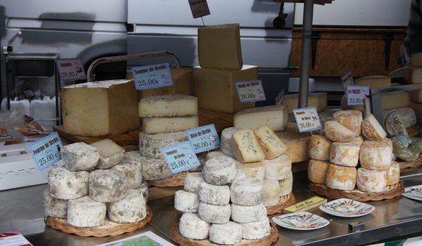 Grand marché des producteurs locaux de l'Aigoual et des Cévennes