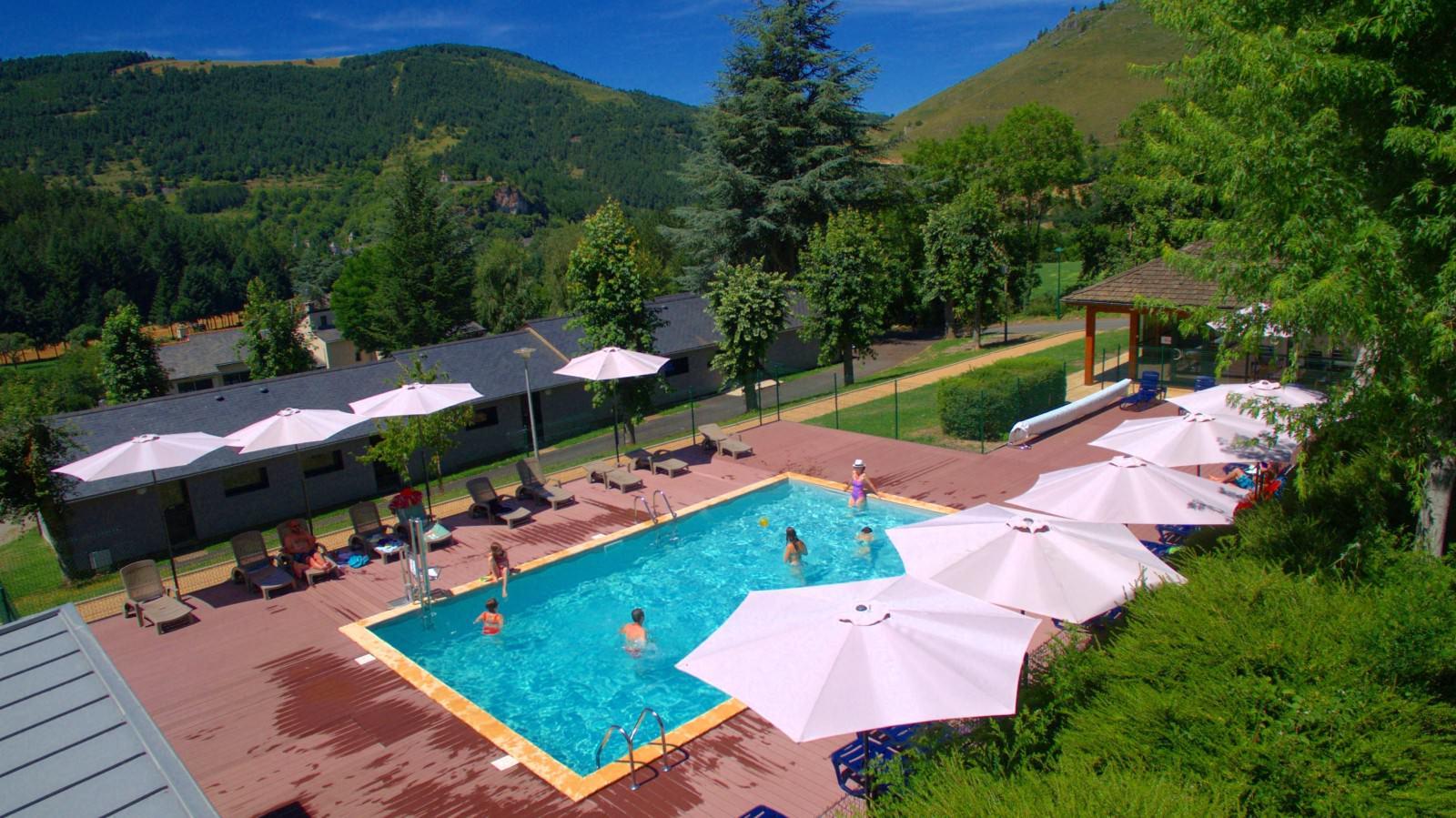 Village Vacances Lozère à Meyrueis
