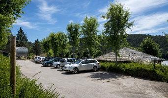 gîtes Cévennes Parking