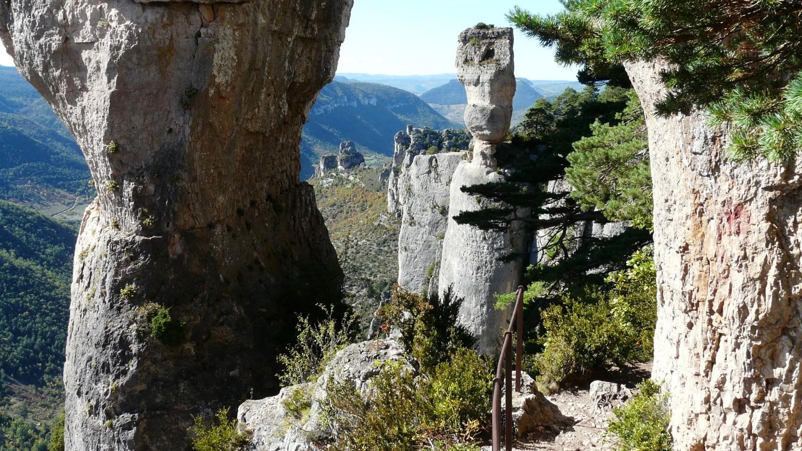 Randonnée Gorges de la Jonte
