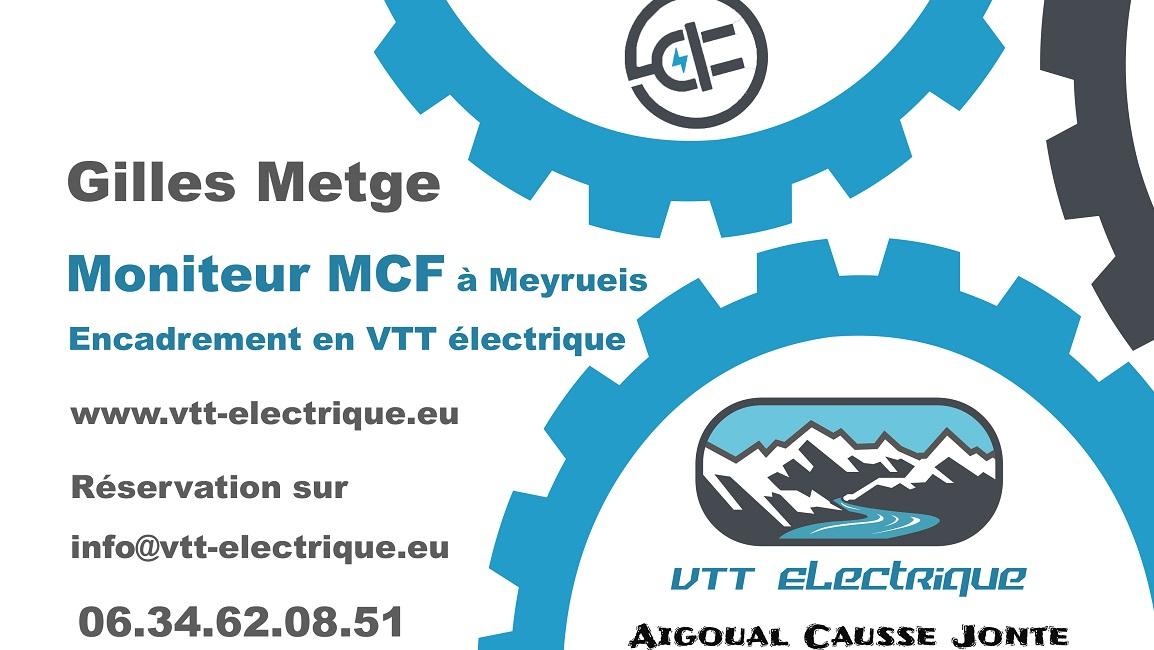 Moniteur VTT Meyrueis